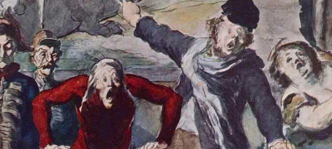Honore Daumier Eserleri