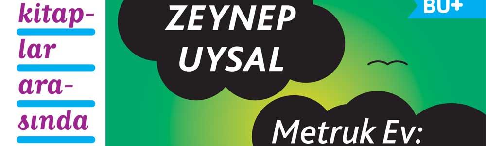 Metruk Ev Zeynep Uysal ile Halit Ziya Romanı