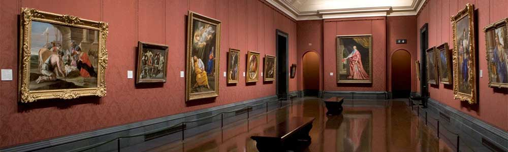 National Gallery Londra Sanat Eserleri