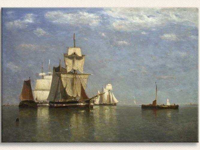 Paul Jean Clays bakım öncesi gemiler