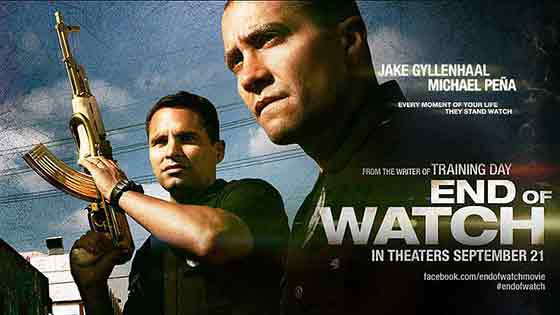 Tehlikeli Takip Filmi End of Watch