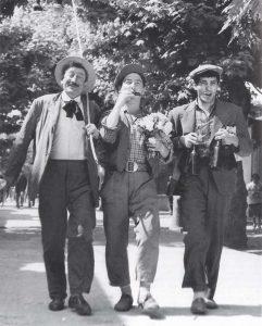 üç arkadaş filmi