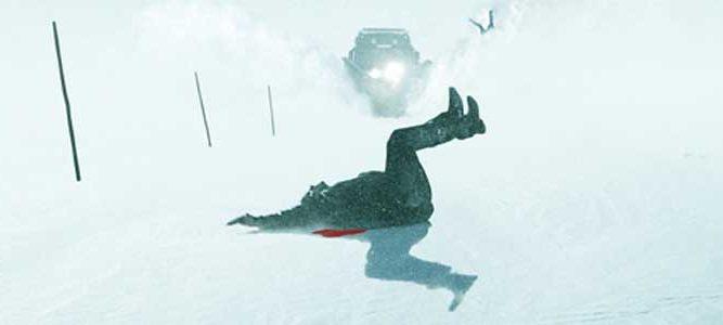 Buz kar ve intikam Kraftidioten