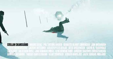 Buz kar ve intikam Kraftidioten Film