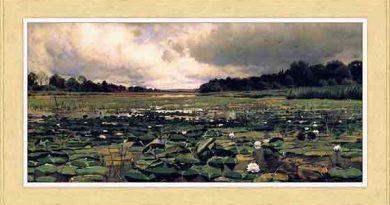 Charles Harry Eaton, hayatı ve eserleri