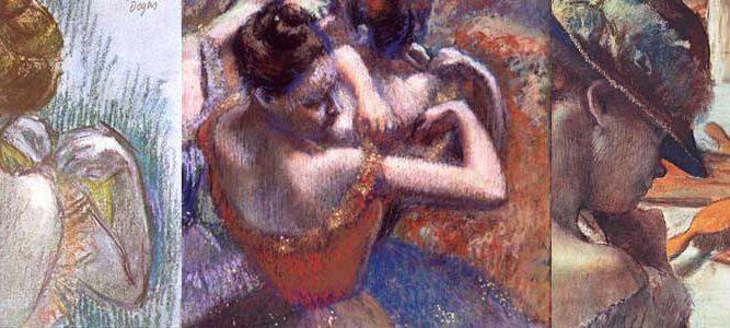 Edgar Degas Eserleri