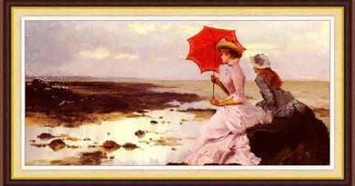 Ernest Ange Duez hayatı ve eserleri