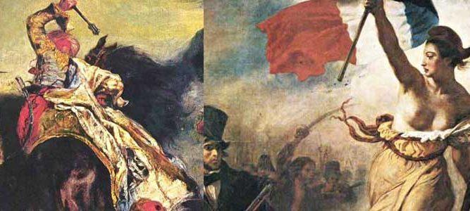 Eugene Delacroix Eserleri Galerisi