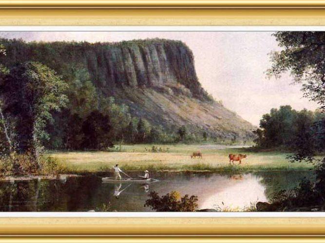 George Henry Durrie hayatı ve eserleri