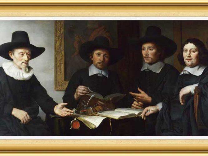 Gerbrand van den Eeckhout hayat ve eserleri