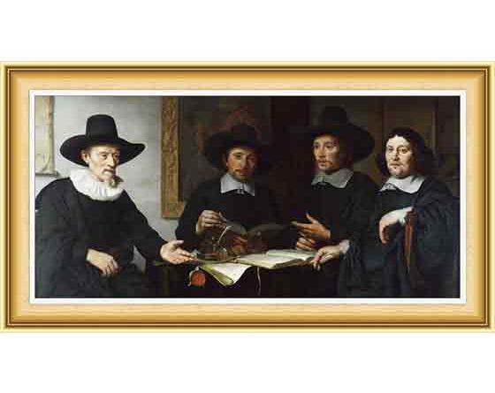 Gerbrand van den Eeckhout, hayatı ve eserleri