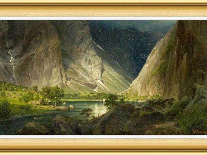 Johan Fredrik Eckersberg hayat ve eserleri