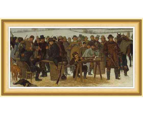 John Whetton Ehninger hayatı ve eserleri