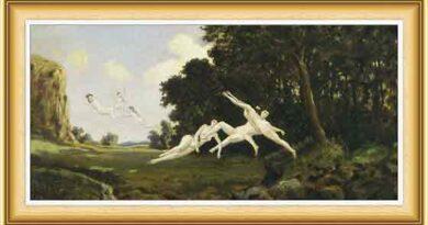 Louis Michel Eilshemius hayat ve eserleri