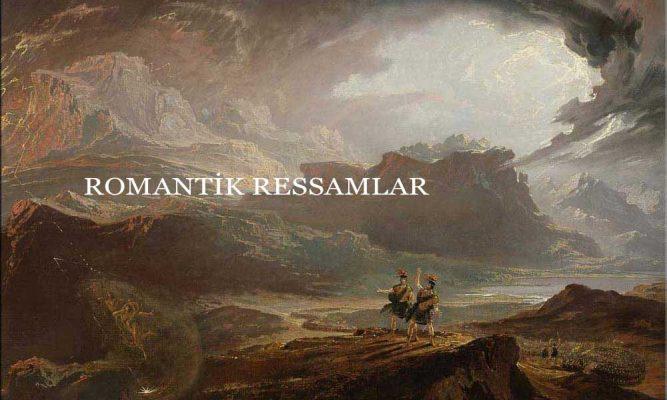 Romantizm Ressamları