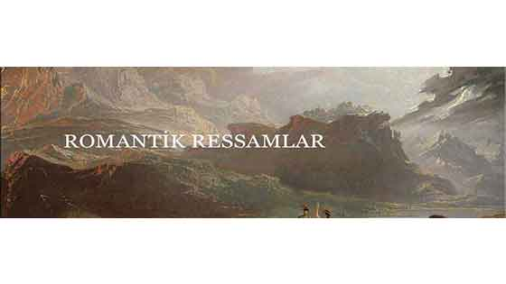 Romantizm Ressamları Listesi