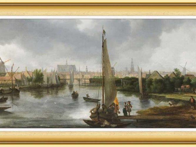 Allaert van Everdingen hayatı ve eserleri