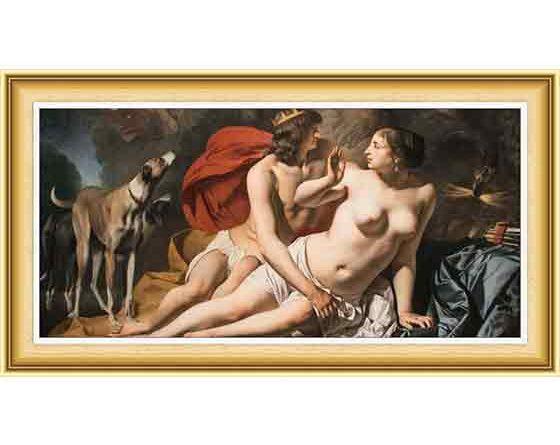 Caesar van Everdingen hayatı ve eserleri