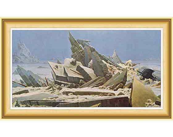 Caspar David Friedrich Hayatı ve Eserleri