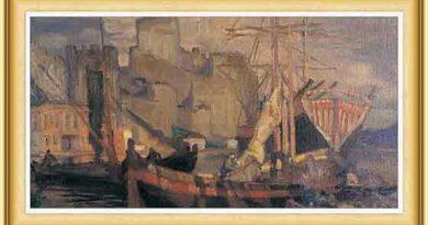 Charles Fouqueray hayatı ve eserleri