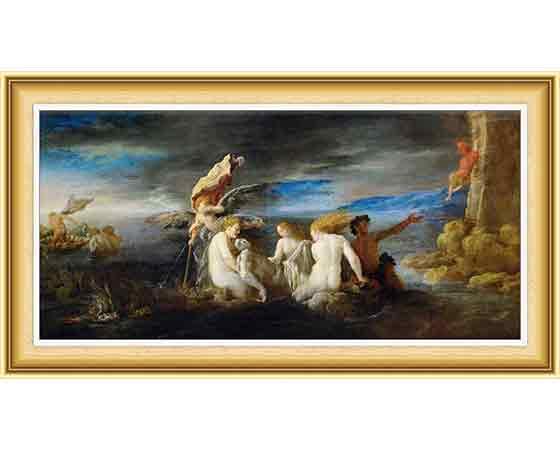 Domenico Fetti hayatı ve eserleri
