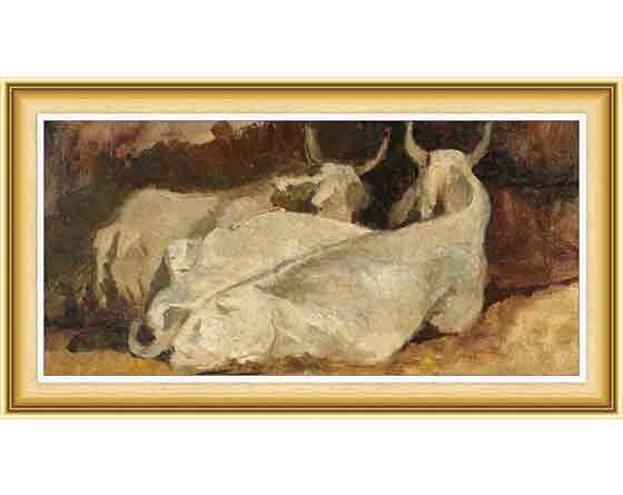 Giovanni Fattori hayatı ve eserleri