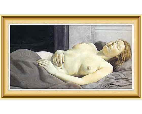 Lucian Freud Hayatı ve Eserleri