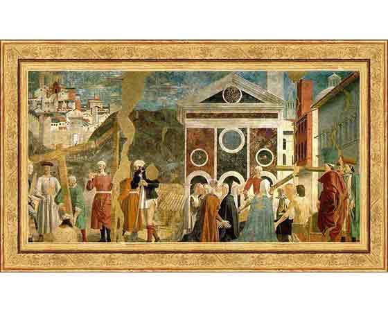 Piero Della Francesca hayatı ve eserleri