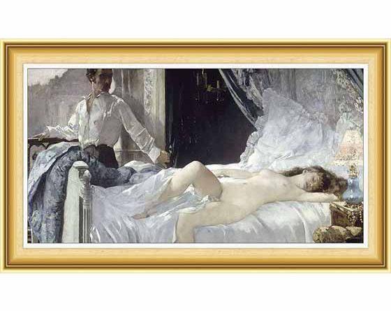 Henri Gervex Hayatı ve Eserleri