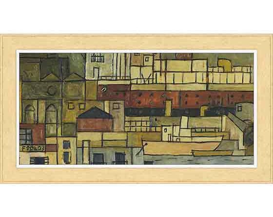 Joaquin Torres Garcia hayatı ve eserleri
