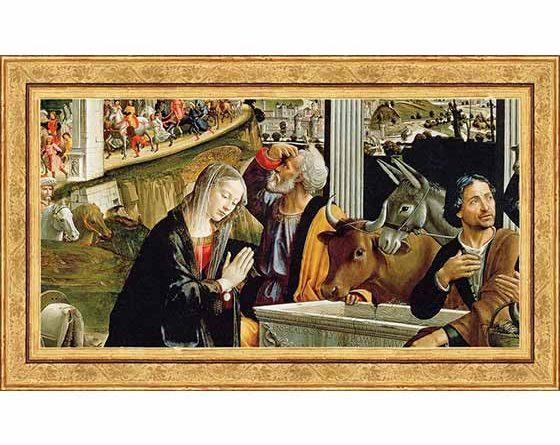 Domenico Ghirlandaio Hayatı ve Eserleri