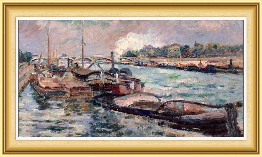 Armand Guillaumin hayatı ve eserleri