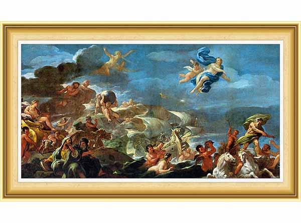 Luca Giordano Hayatı ve Eserleri