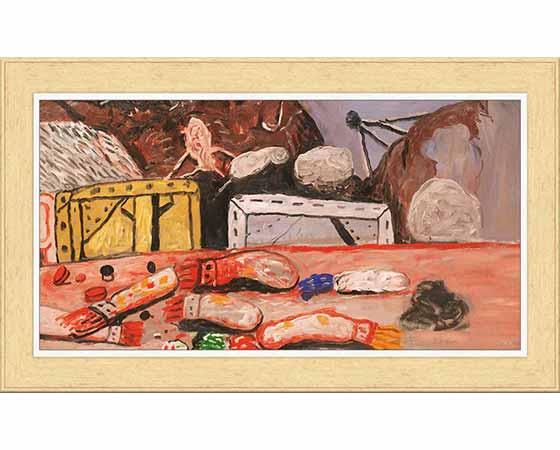 Philip Guston Hayatı ve Eserleri