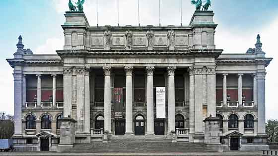 Musee Royal des Beaux Arts d'Anvers