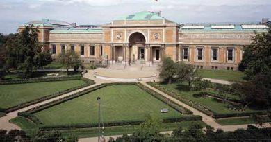 National Gallery of Denmark Copenhagen
