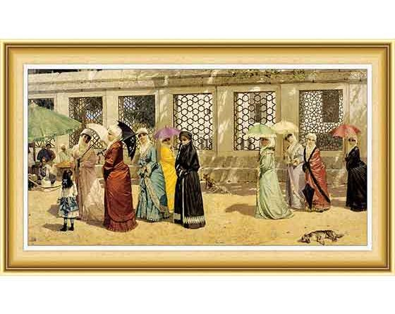 Osman Hamdi Biyografisi Ve Eserleri Arsivi Istanbul Sanat Evi