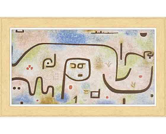 Paul Klee biyografi ve eserleri
