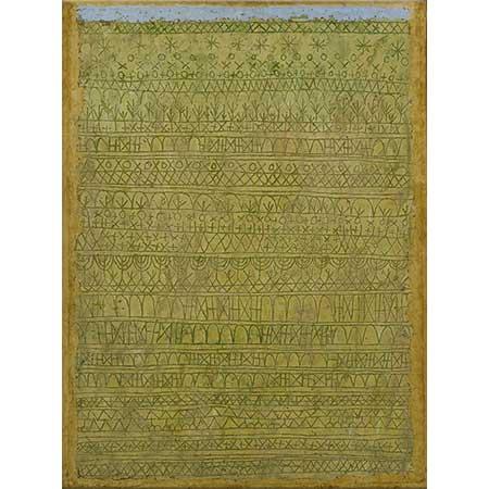 Paul Klee Pastoral