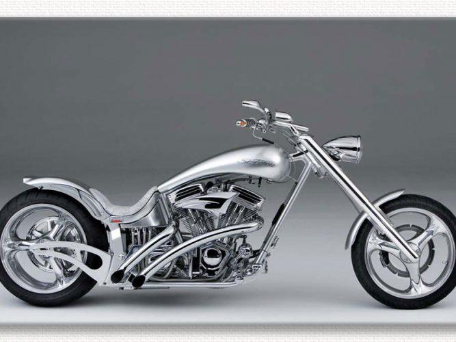 Gümüş Yıldız motosiklet sevdası
