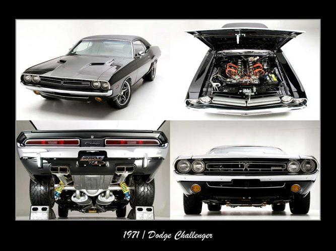 Dodge Challenger 1971 model