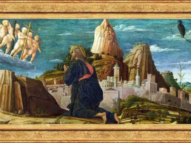 Andrea Mantegna hayatı ve eserleri