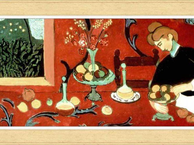 Henri Matisse hayatı ve eserleri