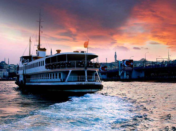 Sabahattin Kayış Istanbul Akşamı