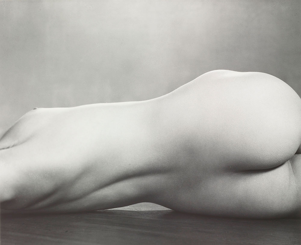 Edward Weston Nü Pozu