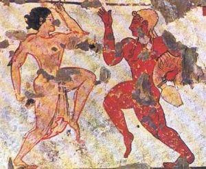 etrüsk sanatı