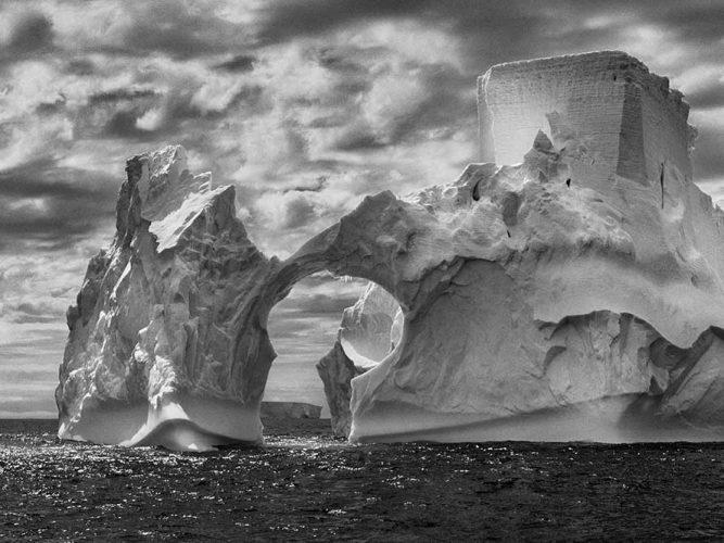 Lewis Hine Salgado Buz Dağı
