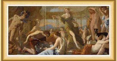 Nicolas Poussin hayatı ve eserleri