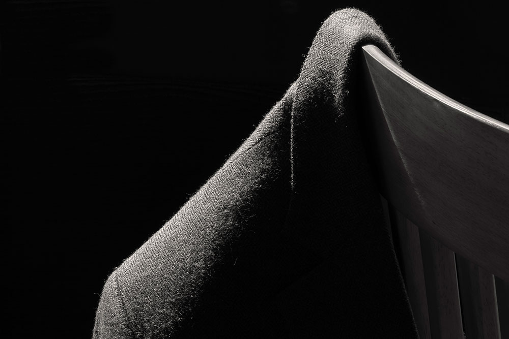 Roy DeCarava Sandalye Köşesindeki Ceket