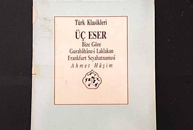 Ahmet Haşim hayatı ve şiirleri